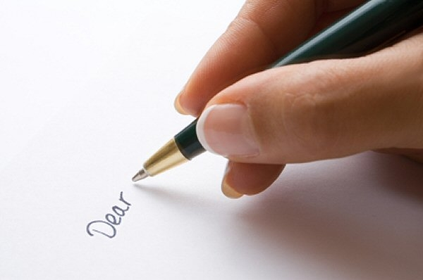 How to write an admission essay letter