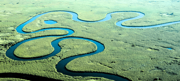 Rivers run under your feet - robertharding.com blog