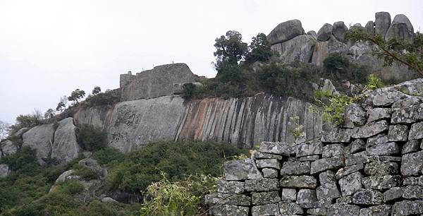 The Great Zimbabwe ruins. Image credit Afrizim.com
