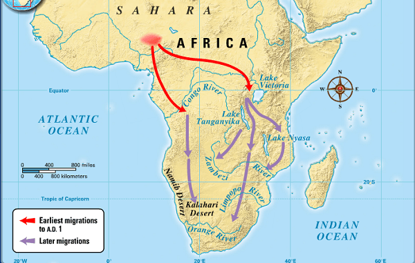 causes and effects of migration in africa The economic causes of migration after lampedusa: should the world be composed of gated communities by branko milanovic,  and practically all of africa.