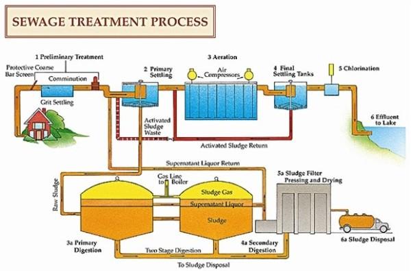 Centralised Sewage Treatment Works Free Zimsec Revision