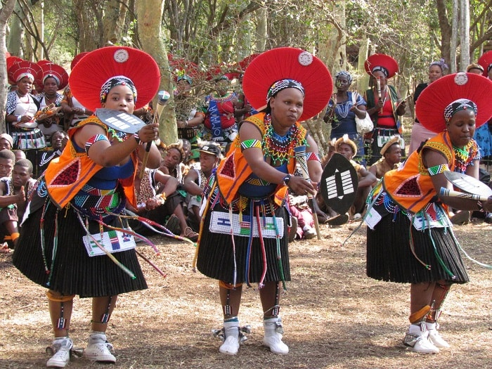Social Organisation of the Zulu State - Free ZIMSEC ...