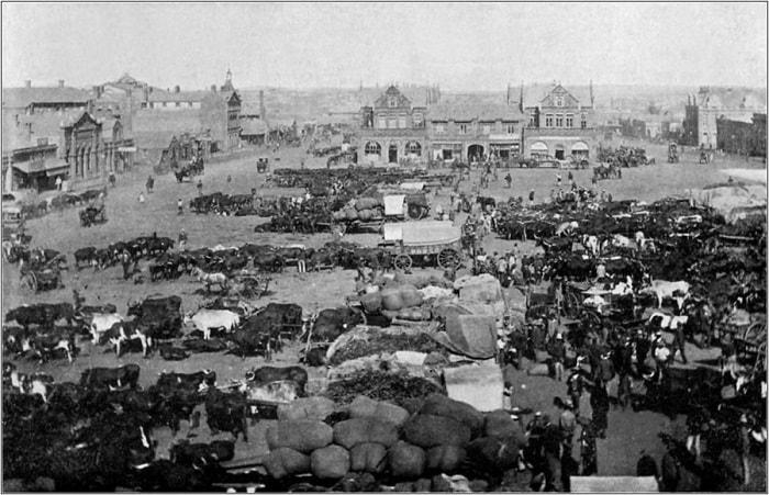 Image result for Mining suburbs Johannesburg 1910
